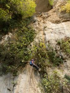 Rapel Mur - Descenso Pared del Eco