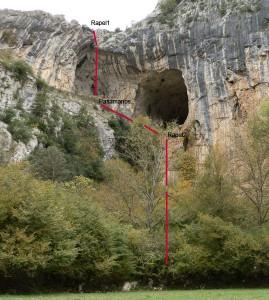 Croquis Rapel Mur