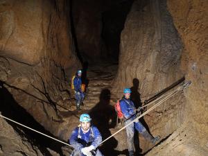 Cueva Fresca - El Tracastín