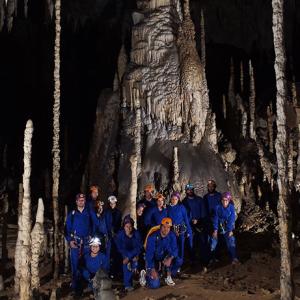 Coventosa Cave- nor3 adventure