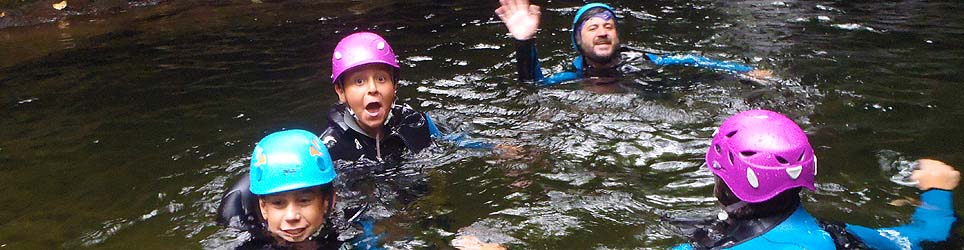 nor3 | Canyoning in Cantabria