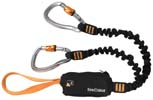 Black Diamond Iron Cruiser lanyard protecion systems