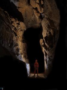 Cueva Fresca - La puerta