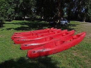 Ampuero - Colindres: Nuestras canoas