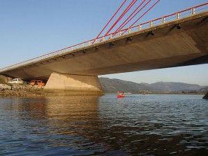 Ampuero - Colindres: Puente de Treto