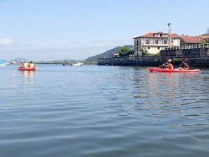 Limpias - Colindres: Puerto de Limpias