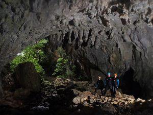 Entrada Cueva Acuática El Molino