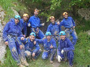 Despedidas de Soltero en Cantabria - Cueva
