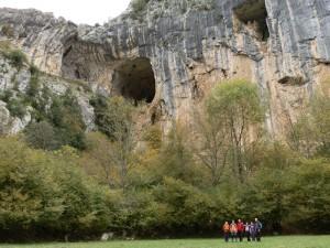Rapel Mur - La pared del Eco y Cueva Mur