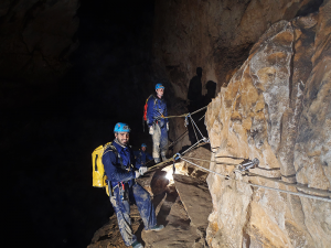 Cueva Fresca - Segundo pasamanos