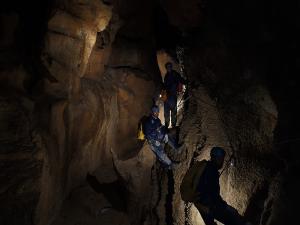 Cueva Fresca - Pasamanos de la Araña
