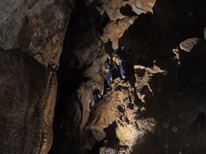 Cueva Fresca - Paso de la Araña