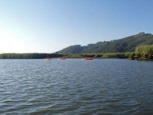 Ampuero - Colindres: Marismas del Parque Natural